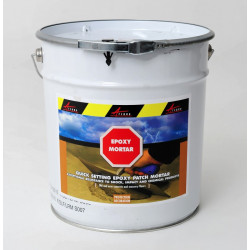 EPOXY MORTAR - Epoxy mortar Levelling, Repairs cement, fills cracks and levels
