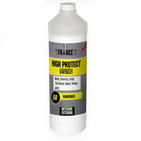 HIGHPROTECT - Highest protection Bi-component Varnish for beton cire, decorative concrete, waterproof, anti stains