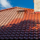 coloured water repellent for slate, clay, terracotta, cement and concrete roof tiles