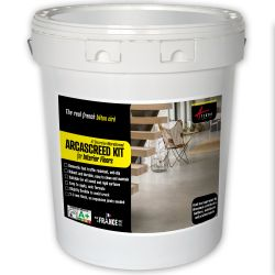 ARCASCREED KIT High Protection for floors and stairs, decorative microscreed, waxed concrete - UK