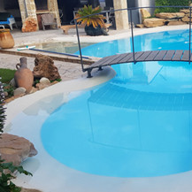 Swimming pool paint (High resistance)