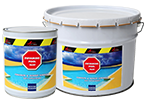 Arcapool swimming pool paint acrylic resin based paint available in 2.5 litres and 10 litres
